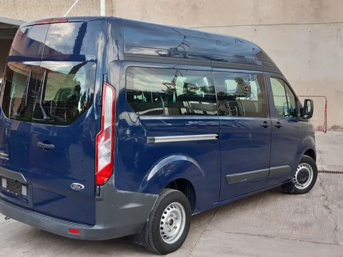 ford transit larga custom 2017 diesel