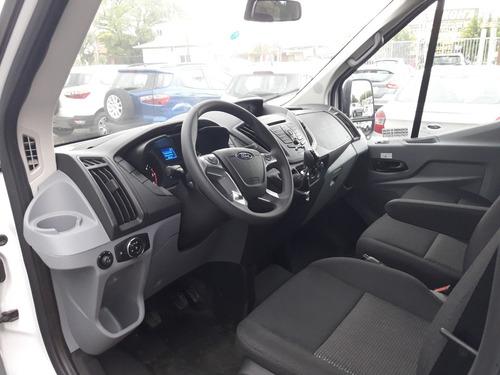 ford transit minibus 17+1asientos con permuta y financiacion
