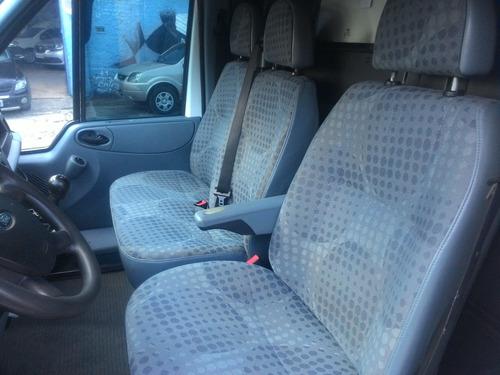 ford transit refrigerada 2011 furgão