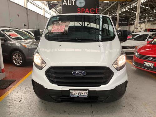 ford transit van corta 5 puertas 2018