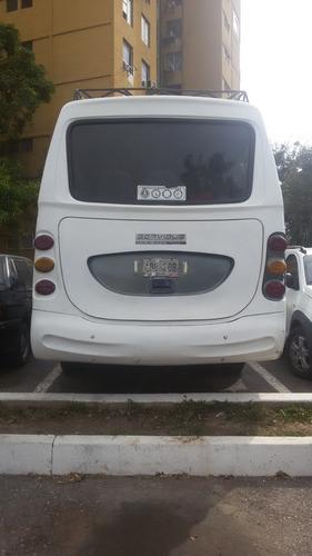 ford triton 4x4 2009 minibus