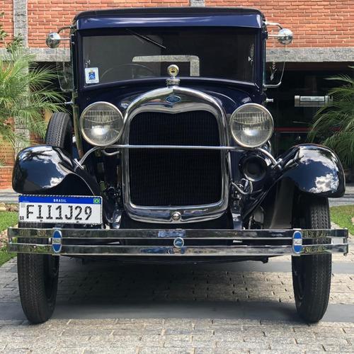 ford tudor 1929