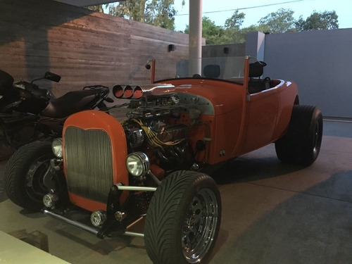 ford v8 hot rod unico impecable