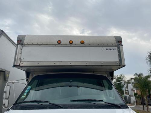 ford van truck f-350 heavy duty triton, box truck caja seca