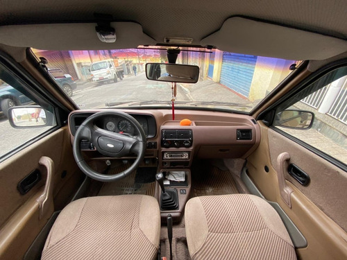 ford verona lx - 1.8 ano 1992 - combustível álcool
