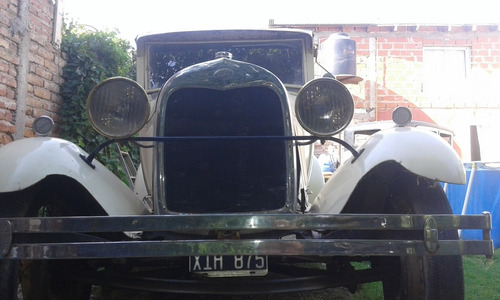 ford voiturette coupe