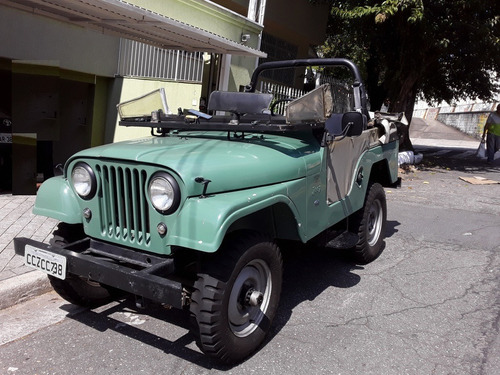 ford willys 1980 - jeep 4x4