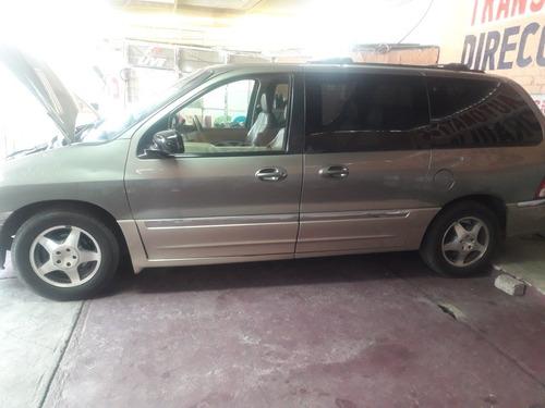ford windstar 2000 limited piel mt