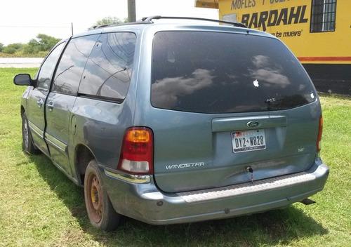 ford windstar 2001 ( en partes ) 1999 - 2003 motor 3.8 aut