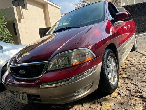 ford windstar 2003 limited