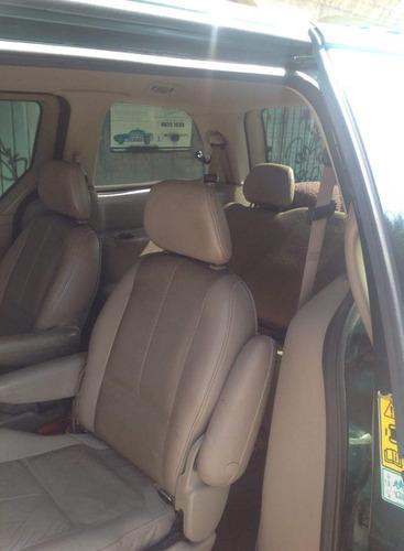 ford windstar 2003 sel asientos piel pantalla. todo pagado