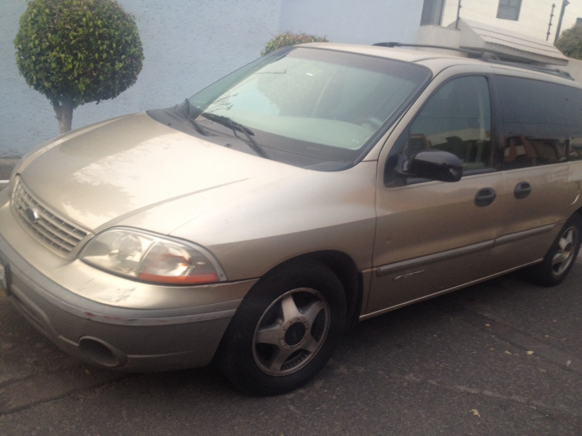 Ford Windstar Limited Piel Mt 2001 43 000 En Mercado Libre