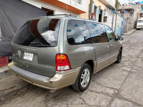 ford windstar limited piel mt 2001