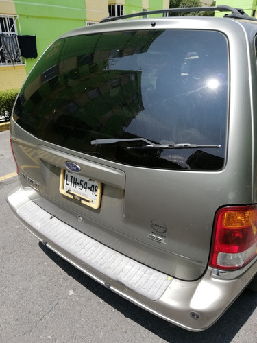 ford windstar limited piel mt 2002