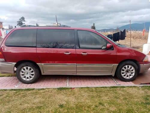ford windstar limited piel mt 2003