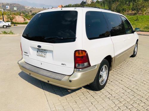 ford windstar limited piel tv mt 2000