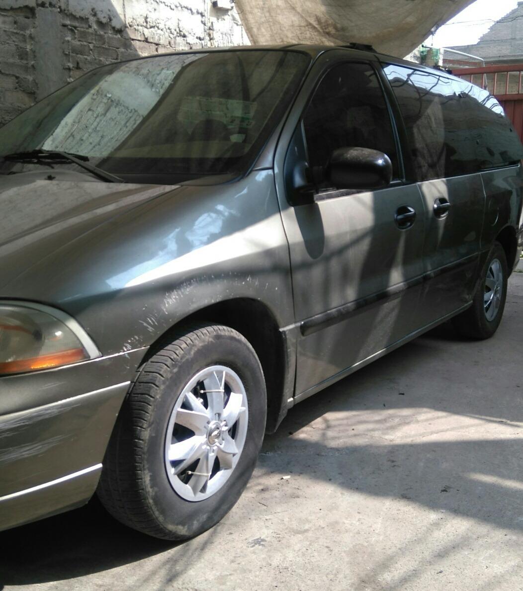 Ford Windstar Lx Base Mt 2003 52000 En Mercado Libre Cargando Zoom