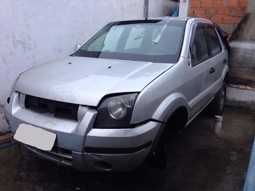 ford/ecosport xlt - 2007 sucata somente peças