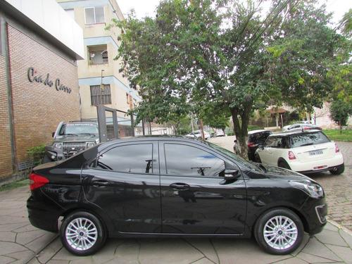 ford/ka sedan titanium automático, apenas 9.700 km