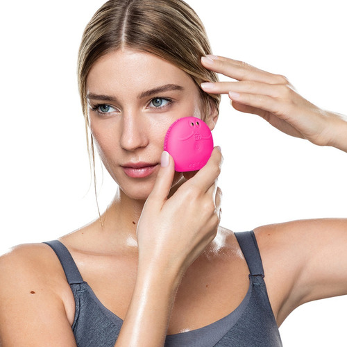 foreo luna fofo cepillo limpiador facial