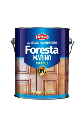 foresta marino | laca marina uretanada premium | 1litro