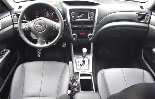 forester 2.5 xt 4x4 16v turbo intercooler gasolin 2011/2012
