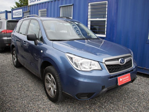 forester forester subaru