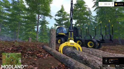 forestry 2017 - the simulation - pc dvd - frete 8 reais