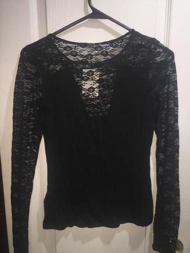forever 21 blusas nuevas con etiqueta .hombros, encaje,
