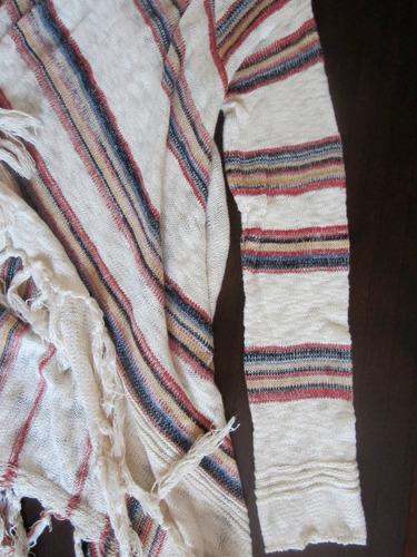 forever 21 cardigan tejido con flecos espectacular!
