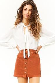 ea6f97244 Faldas Cuadradas - Faldas de Mujer Naranja al mejor precio en ...