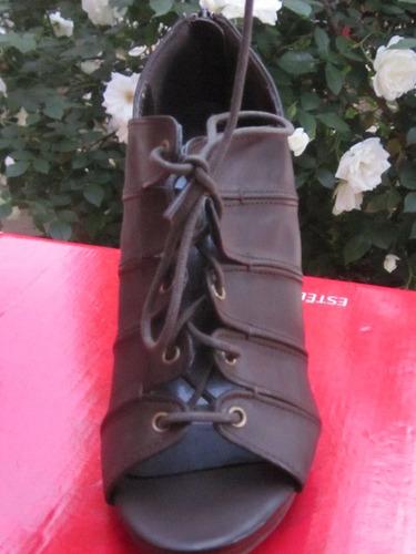 forever 21, hermosas sandalias chalas, plataforma, nº 37