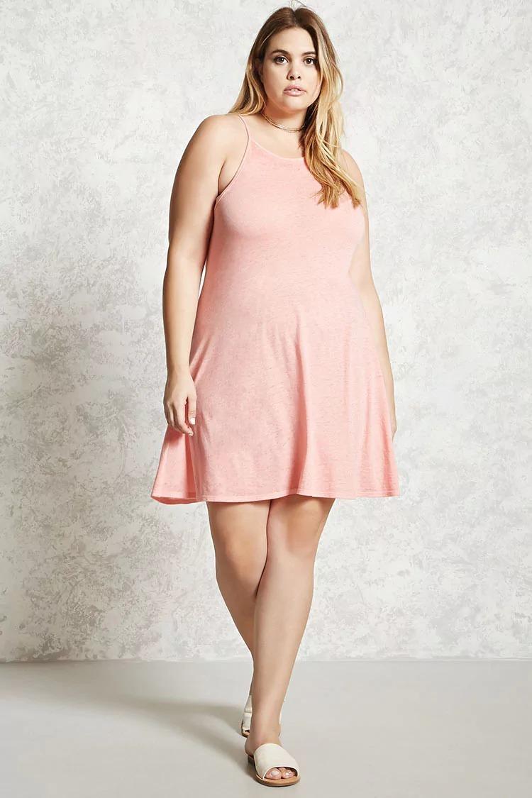 Excepcional Ligeros Vestidos De Dama De Rosa Ideas Ornamento ...