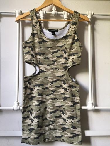 forever 21 vestido