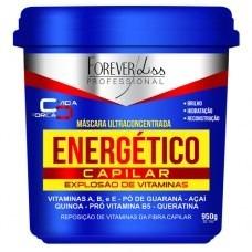 forever liss energético 950g + desmaia 950g + uti + verniz k