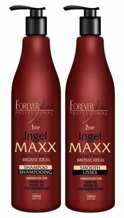 forever liss- progressivas ingel maxx + sos 300ml original