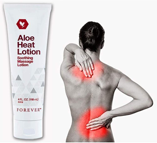 forever living products - forever aloe heat lotion