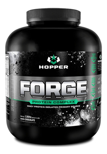 forge whey protein complex 1,364kg hopper