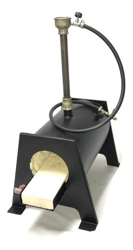 forja a gás para cutelaria ou têmpera de metais