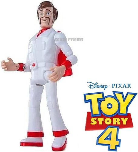 forky + duke caboom articulado toy story 4 original scarlet