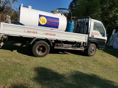 forland camion cisterna