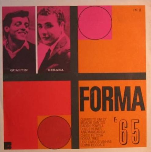 forma 65 ( lp gravadora forma - 1965 )