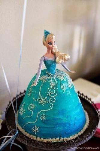 forma assadeira bolo saia boneca barbie festa aniversário