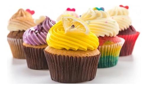 forma cupcake com 6 cavidades anti aderente