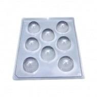 forma de acetato para bombons e trufa - ( 40 formas)
