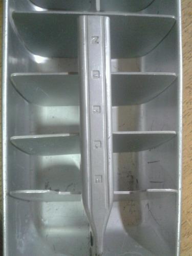 forma de gelo em alumínio marca norge