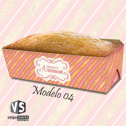 forma de papel p bolo assa fácil direto no forno (300 unid.)