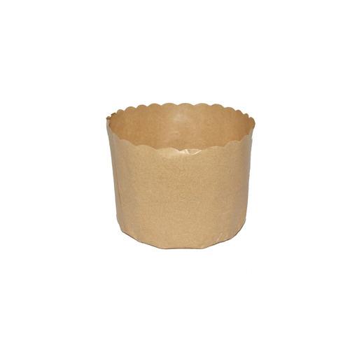forma de papel para panetone 500g - petropel c/600 (6pcts)