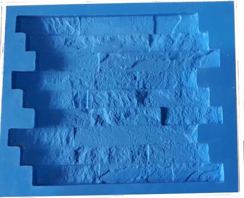 forma de silicone gesso 3d canjiquinha filete