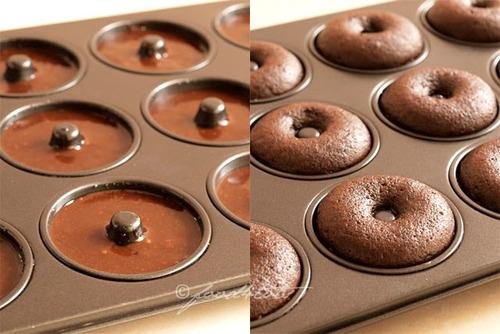 forma donuts com revestimento antiaderente ecológico
